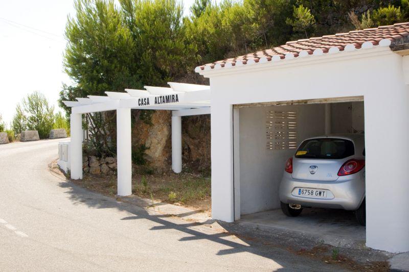 Parcheggio Affitto Villa  110321 Dénia