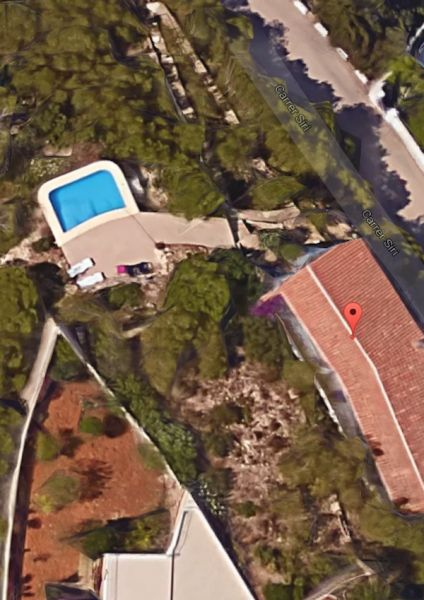 Vista esterna della casa vacanze Affitto Villa  110321 Dénia