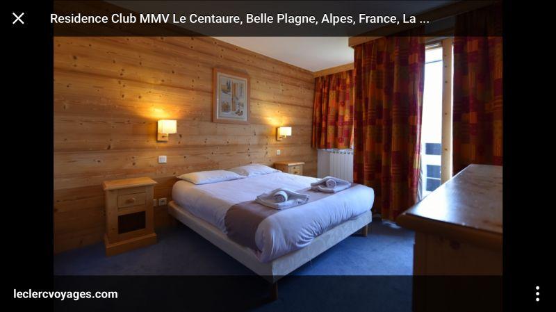 Camera 1 Affitto Appartamento 111465 La Plagne