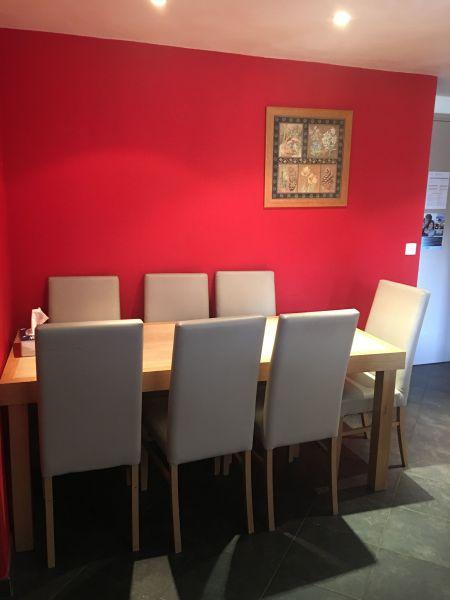 Sala da pranzo Affitto Appartamento 111465 La Plagne