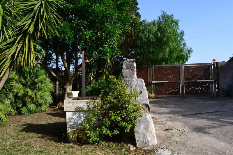 Entrata Affitto Villa  111636 Castellammare del Golfo