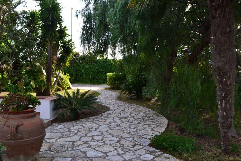 Giardino Affitto Villa  111636 Castellammare del Golfo