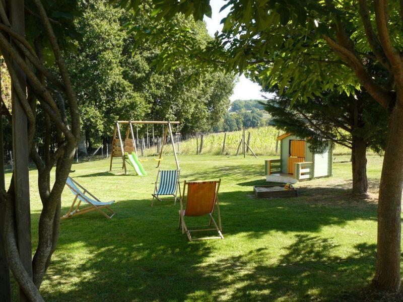 Giardino Affitto Agriturismo 111984 Bergerac