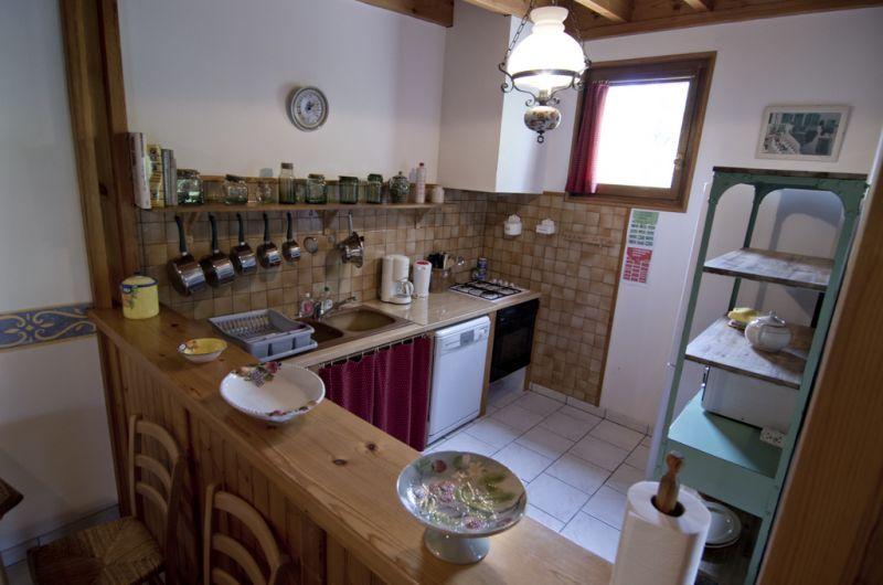 Cucina all'americana Affitto Agriturismo 111984 Bergerac