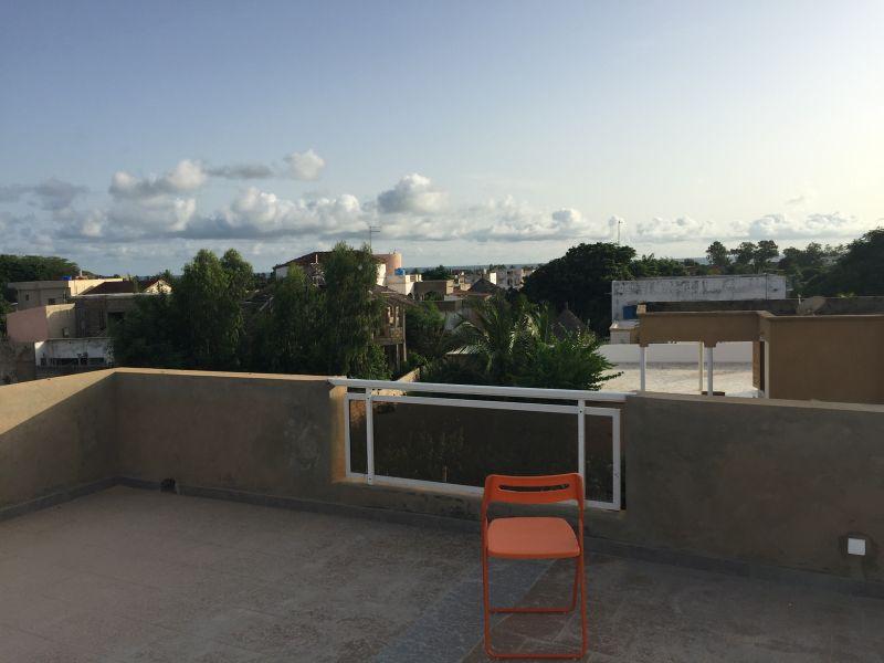 Vista dal terrazzo Affitto Appartamento 112144 Saly