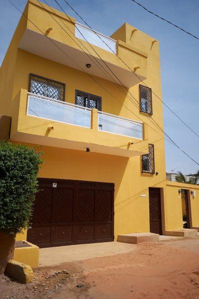 Vista esterna della casa vacanze Affitto Appartamento 112144 Saly