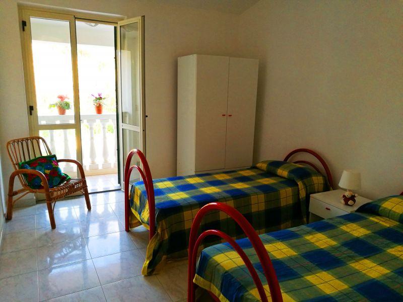 Camera 2 Affitto Villa  114175 Capo Vaticano