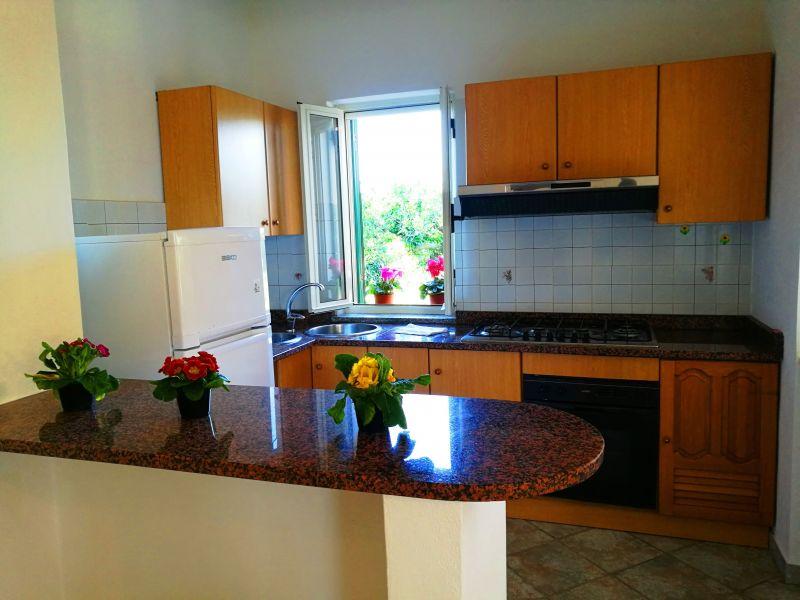 Cucina all'americana Affitto Villa  114175 Capo Vaticano