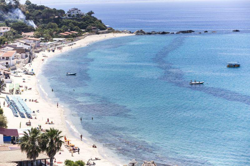 Spiaggia Affitto Villa  114175 Capo Vaticano