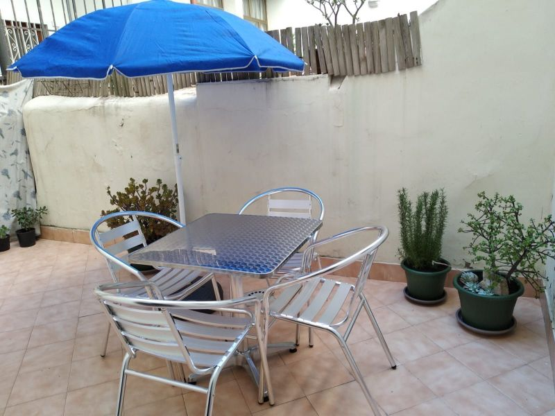 Cortile Affitto Appartamento 116918 Cagliari