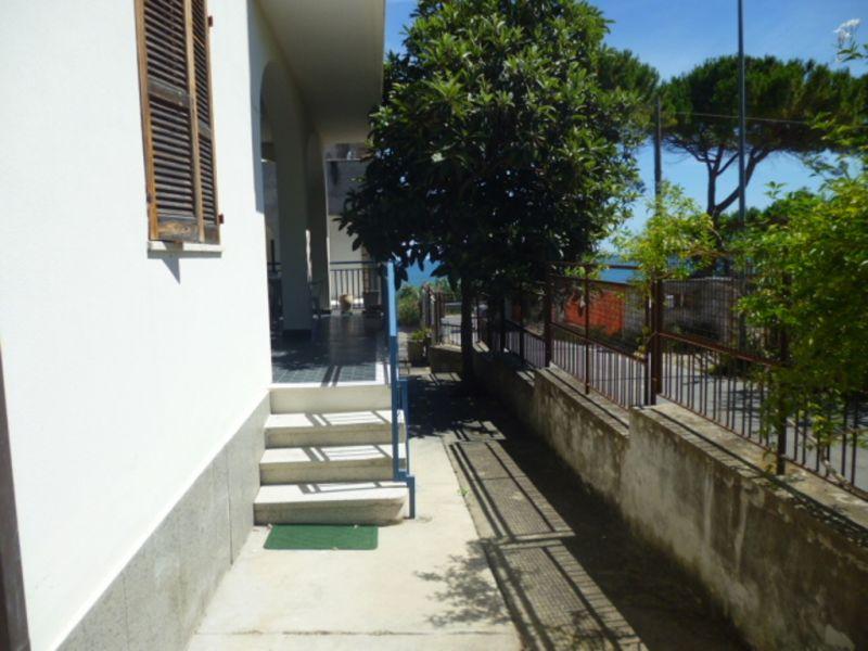Vista dalla casa vacanze Affitto Appartamento 69058 San Vito Chietino