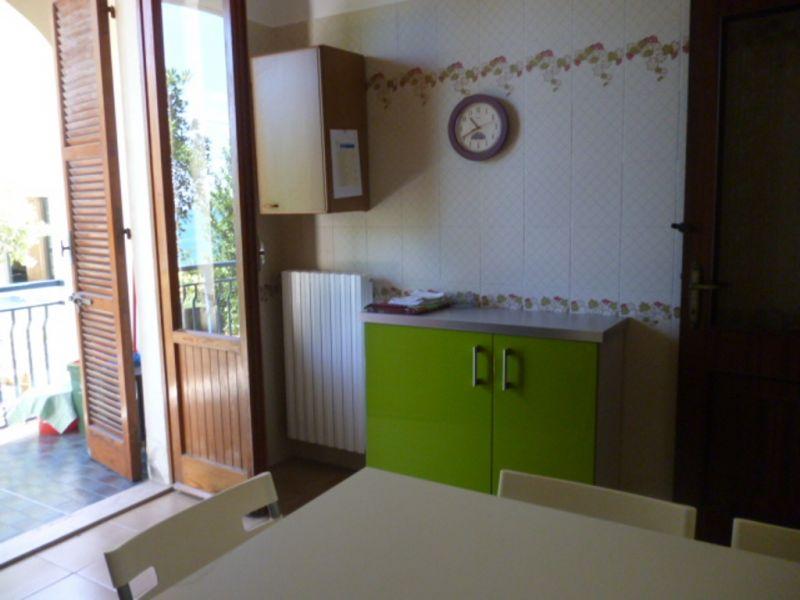 Cucina separata Affitto Appartamento 69058 San Vito Chietino