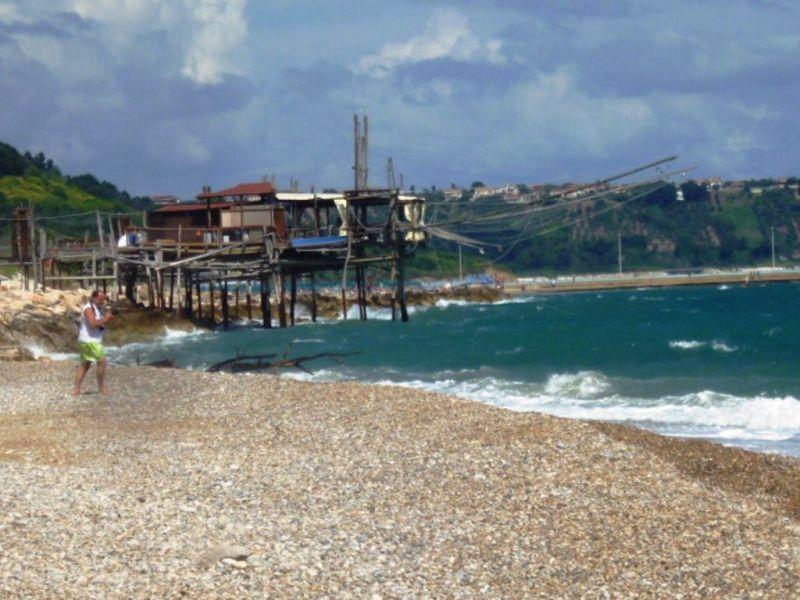 Spiaggia Affitto Appartamento 69058 San Vito Chietino