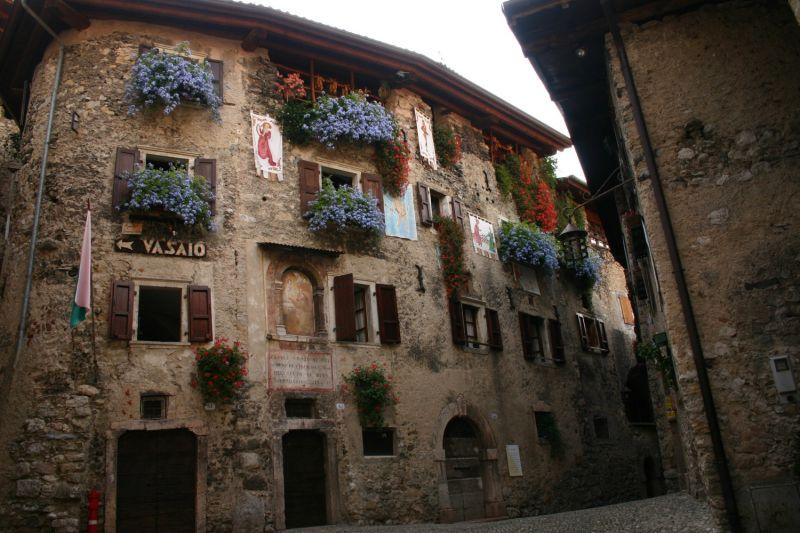 Vista esterna della casa vacanze Affitto Appartamento 71251 Riva del Garda