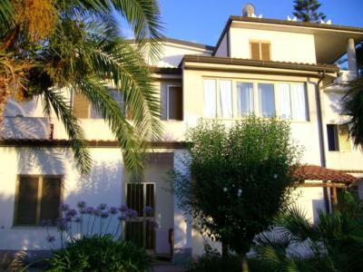 Vista esterna della casa vacanze Affitto Appartamento 74466 Tropea