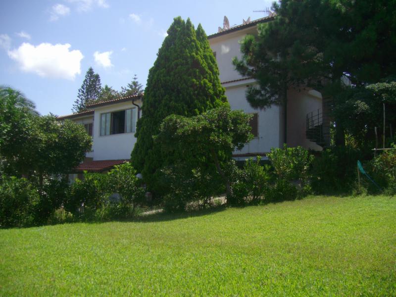 Giardino Affitto Appartamento 74466 Capo Vaticano