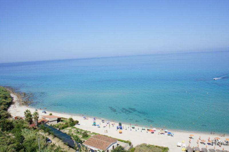 Spiaggia Affitto Appartamento 74466 Capo Vaticano