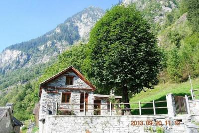 Vista esterna della casa vacanze Affitto Chalet 77037
