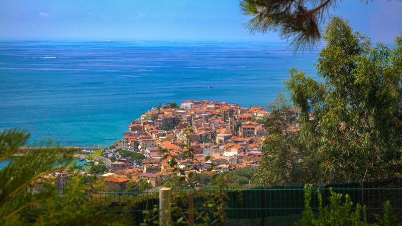 Vista dalla casa vacanze Affitto Appartamento 77794 Marina di Camerota