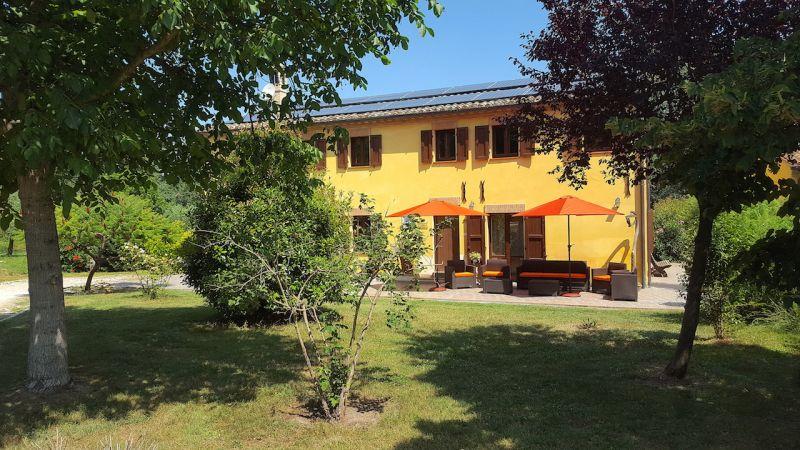 Vista esterna della casa vacanze Affitto Villa  78572 Civitanova Marche