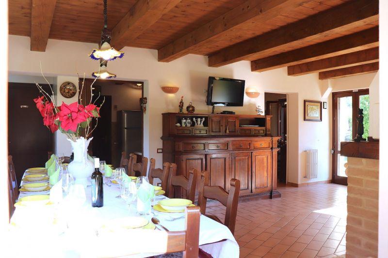 Sala da pranzo Affitto Villa  78572 Civitanova Marche