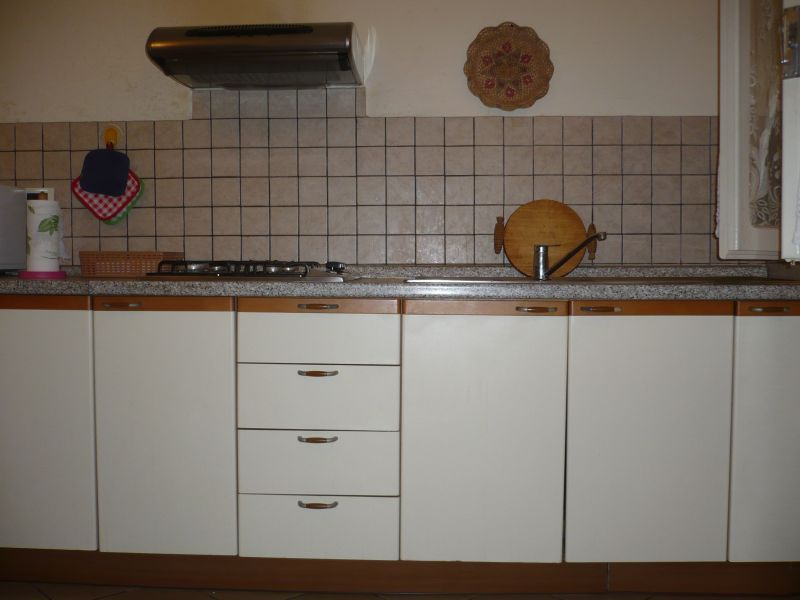 Cucina separata Affitto Appartamento 80760 Follonica