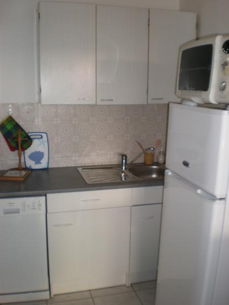 Barbecue Affitto Appartamento 82263 Quiberon