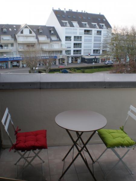 Vista dal terrazzo Affitto Appartamento 82263 Quiberon