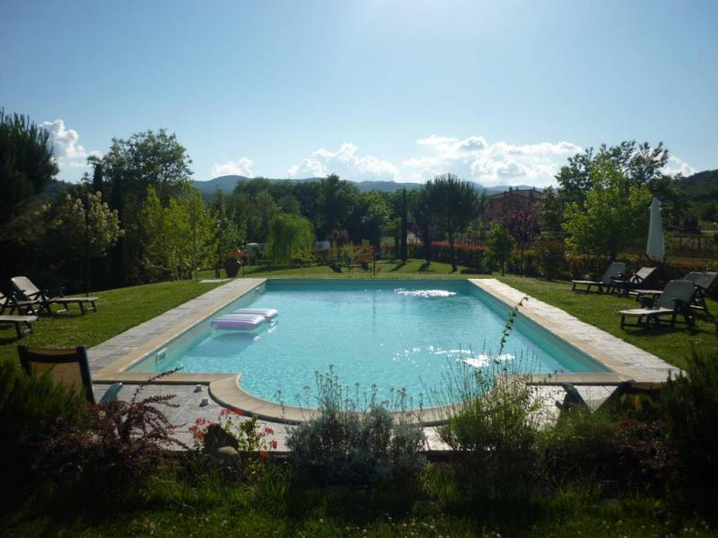 Piscina Affitto Casa 84078 Bucine