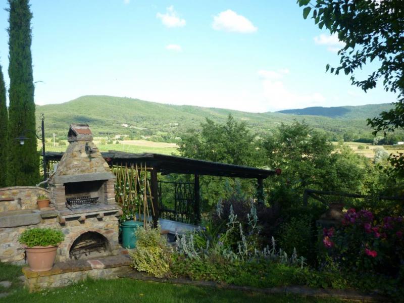 Barbecue Affitto Casa 84078 Bucine