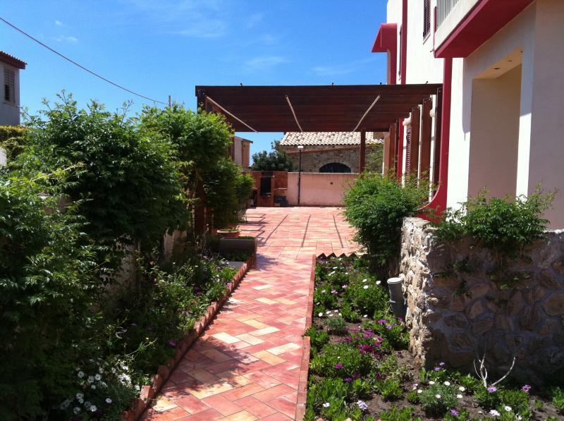 Vista esterna della casa vacanze Affitto Villa  86008 Marzamemi