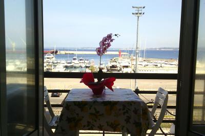 Vista dal balcone Affitto Monolocale 86067 Gallipoli