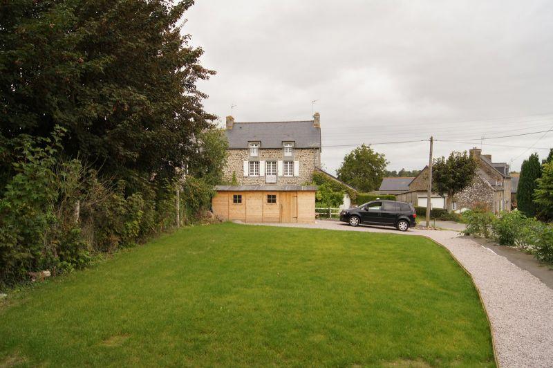 Vista dalla casa vacanze Affitto Casa 90292 Dinan