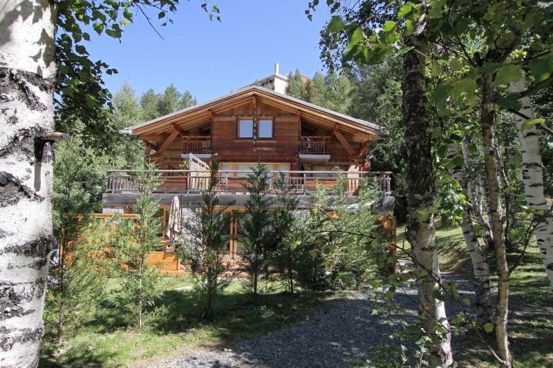 Vista esterna della casa vacanze Affitto Chalet 91812 Les 2 Alpes