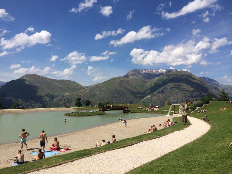 Spiaggia Affitto Chalet 91812 Les 2 Alpes