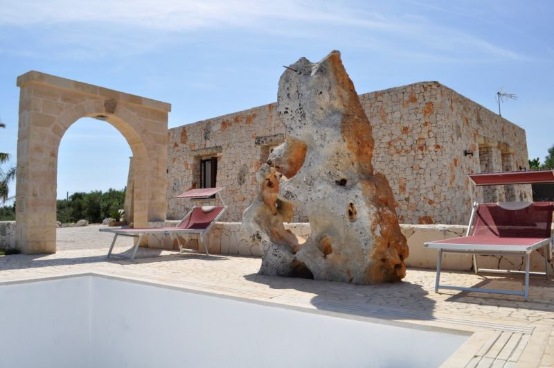 Piscina Affitto Villa  94326 Pescoluse