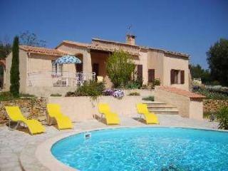 Vista dal terrazzo Affitto Villa  94596 La Cadi�re d'Azur