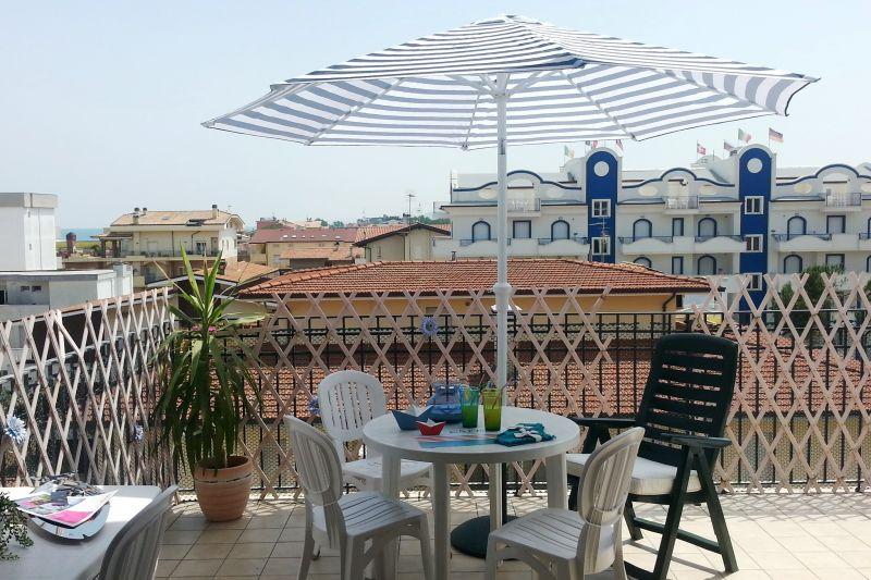 Terrazzo Affitto Appartamento 96795 Tortoreto