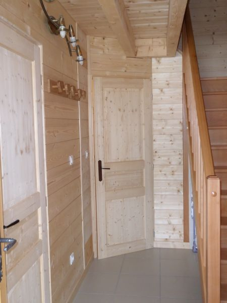 Entrata Affitto Chalet 100256 Samoëns