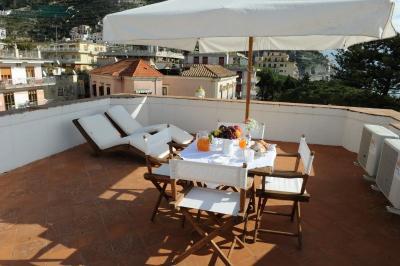 Affitto Appartamento 100966 Amalfi