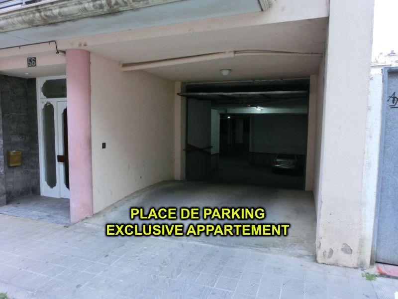 Parcheggio Affitto Appartamento 102234 Rosas
