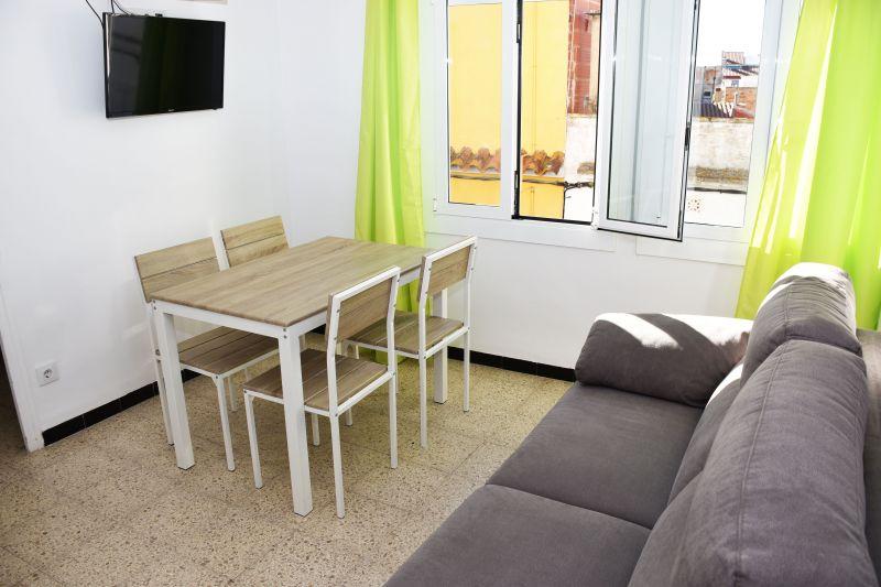 Sala da pranzo Affitto Appartamento 102234 Rosas
