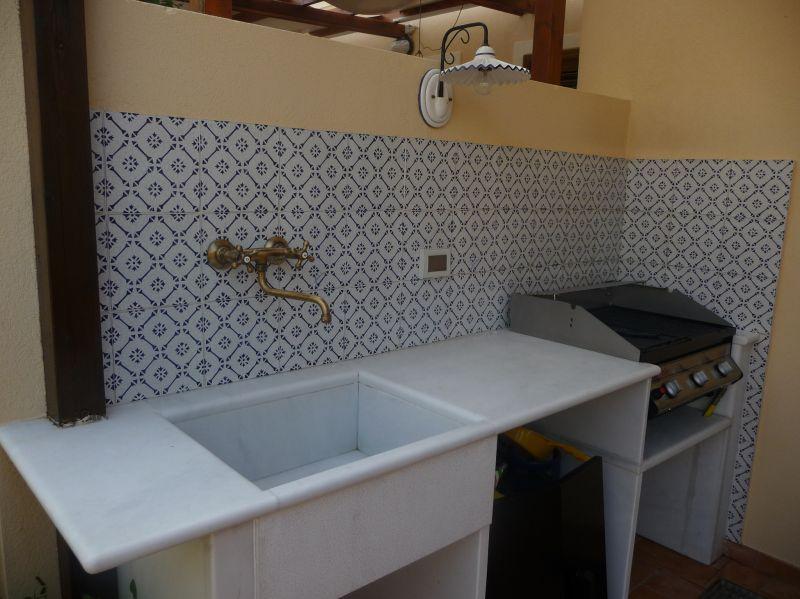 Angolo cottura Affitto Villa  103250 San Vito lo Capo