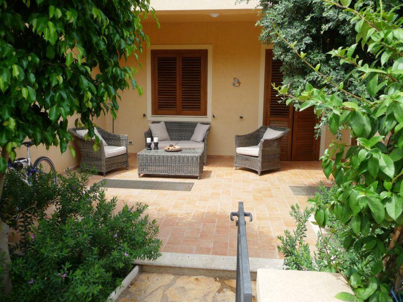 Vista dalla casa vacanze Affitto Villa  103250 San Vito lo Capo