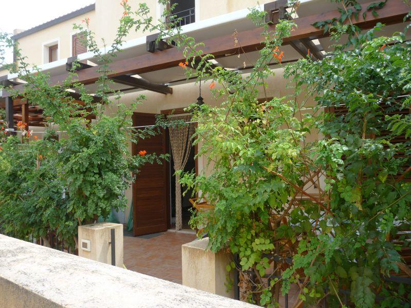 Vista esterna della casa vacanze Affitto Villa  103250 San Vito lo Capo