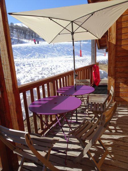 Terrazzo Affitto Chalet 107261 Saint François Longchamp