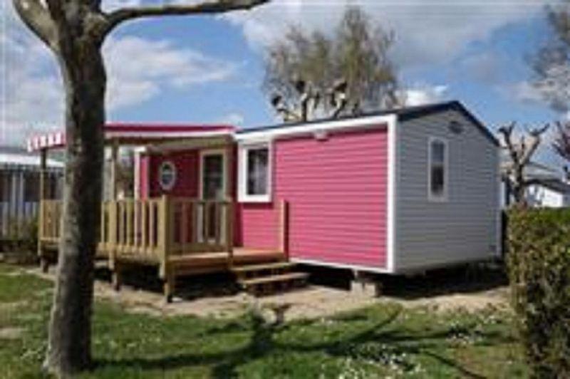Vista esterna della casa vacanze Affitto Casa mobile 107395 Saint Hilaire de Riez