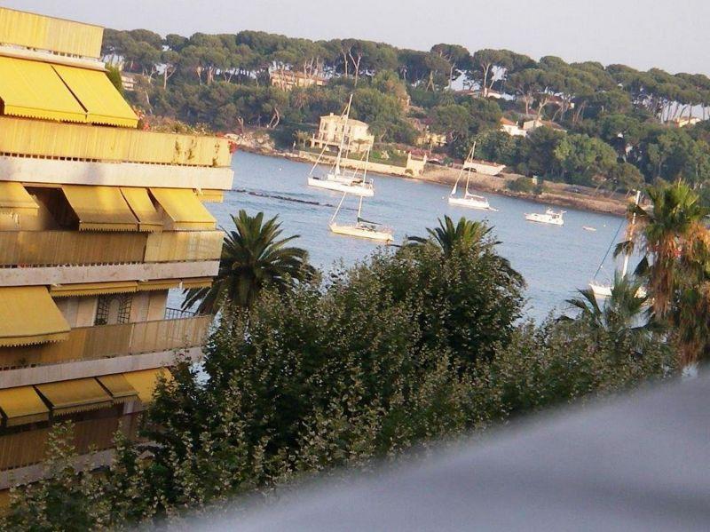 Vista dal terrazzo Affitto Appartamento 107452 Antibes