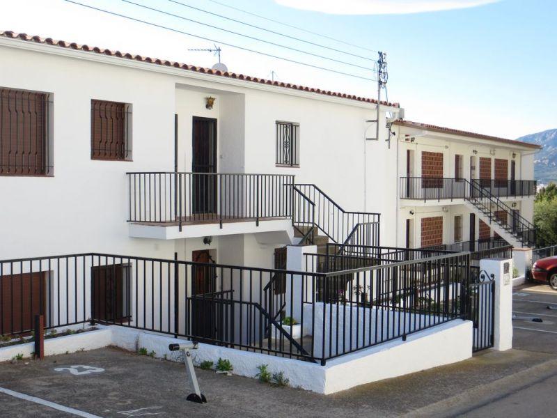 Vista esterna della casa vacanze Affitto Appartamento 108266 Rosas