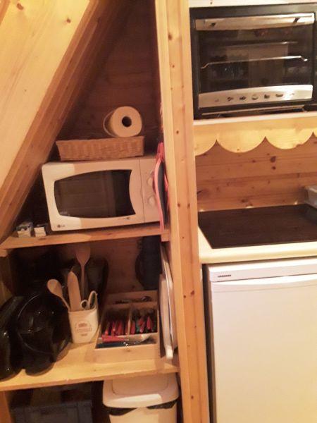 Cucina separata Affitto Chalet 111824 Risoul 1850